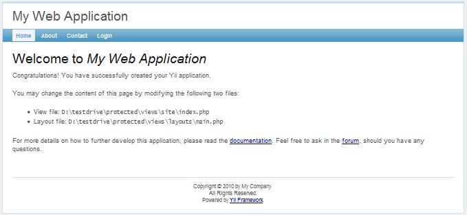 User framework php login User Management