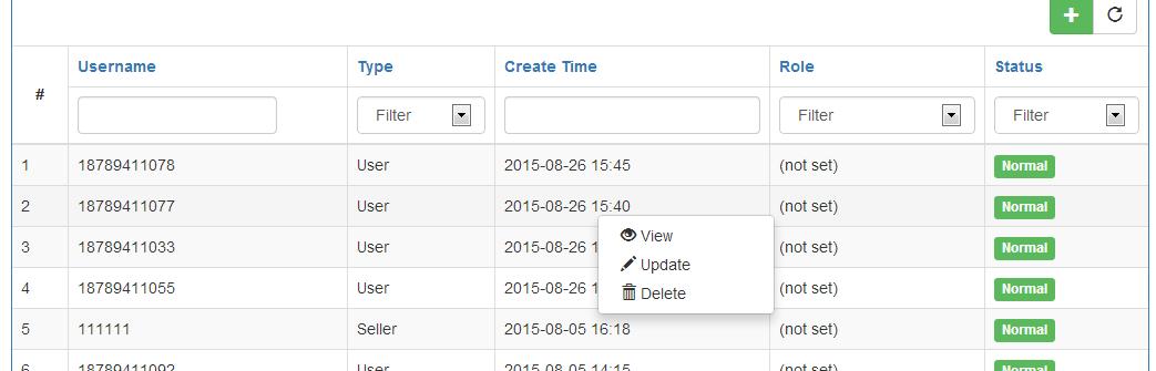 http://www.yiiframework.com/extension/yii2-contextmenu/files/yii2-contextmenu-1.png
