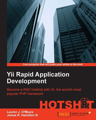Yii Rapid Application Developement